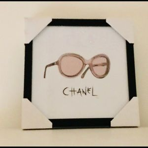 Chanel custom limited edition print by Fairchild